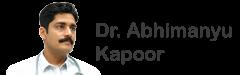 Dr. Abhimanyu Kapoor