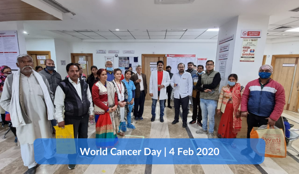 World Cancer Day _ 4 Feb 2020
