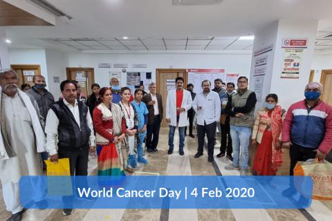 World Cancer Day _ 4 Feb 2020